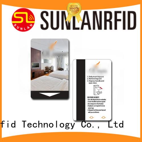 ntag213 ev1 plus room key card Sunlanrfid