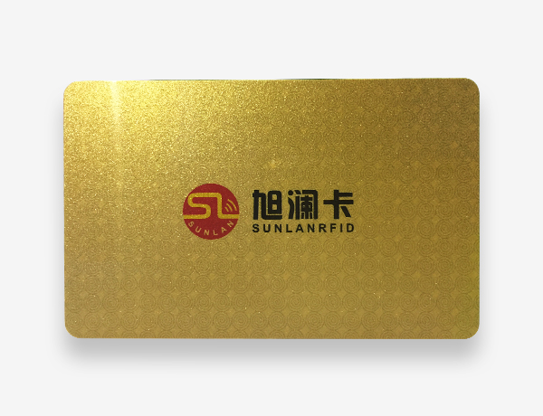 CR80 Contactless Smart Card