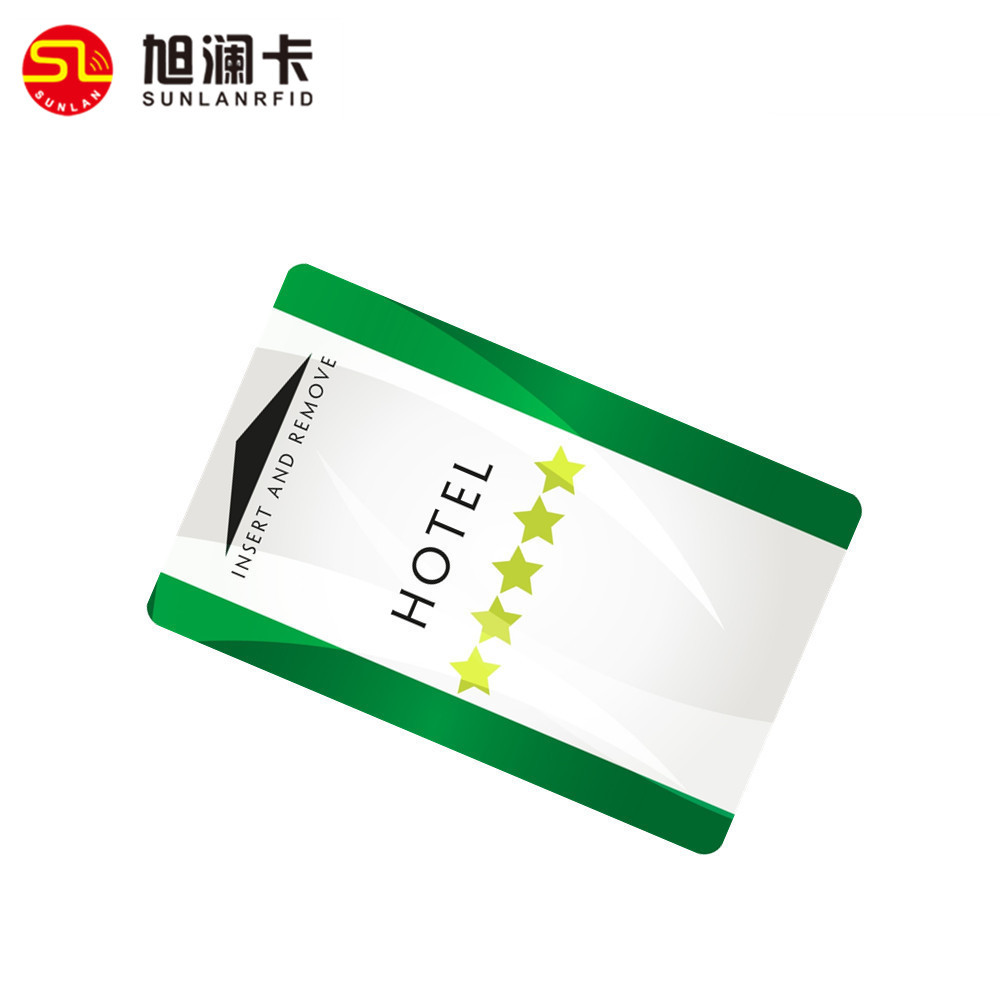 Hotel Key Card with Chip NTAG216