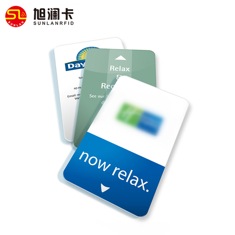 Hotel Key card with MIFARE® Plus SE