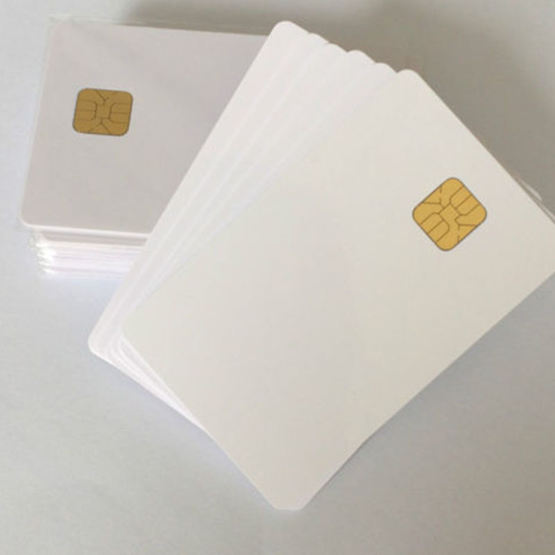 PVC Smart Parking Card with ALN-9762 H4