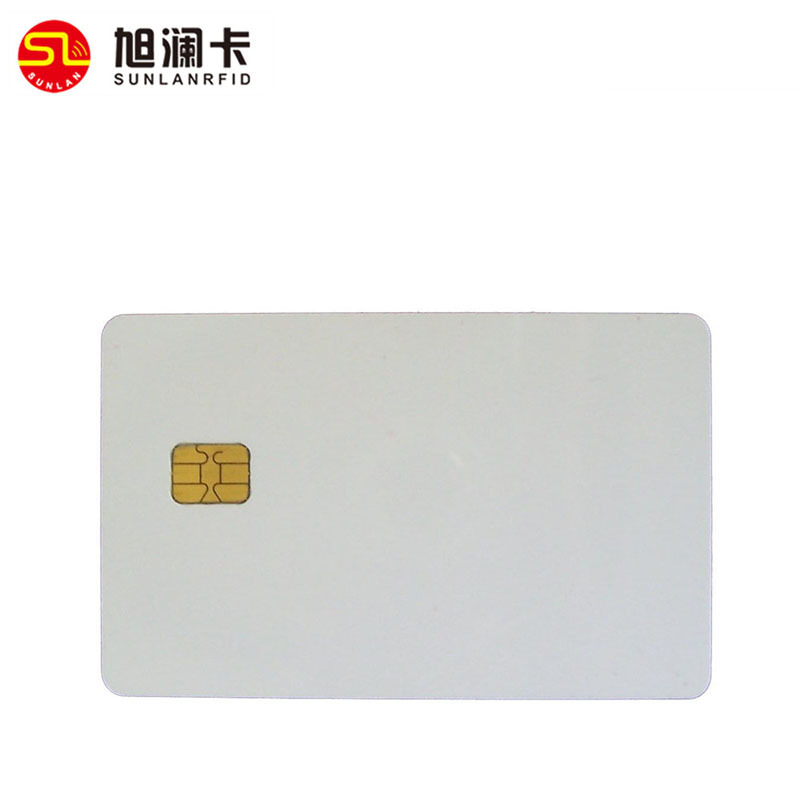 Contact Smart IC Card with chip FM4442