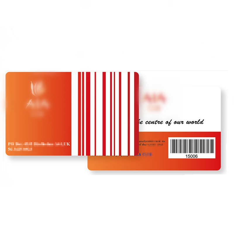 PVC Loyalty VIP Card with Chip NTAG213