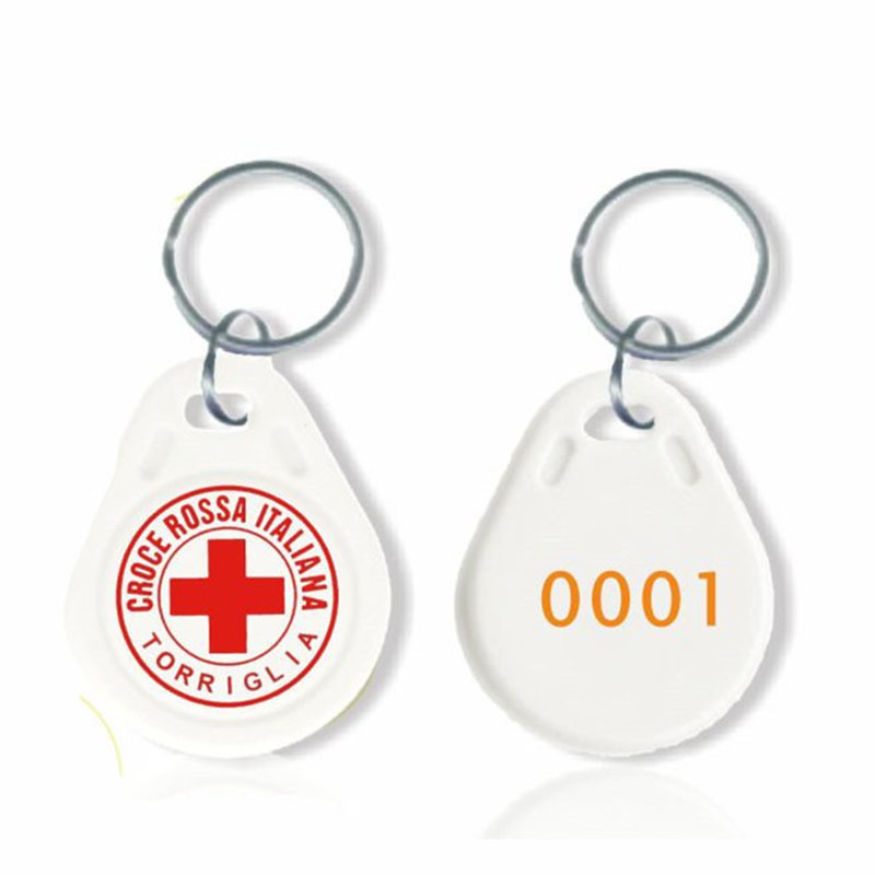 Key fobs with MIFARE Classic 1k