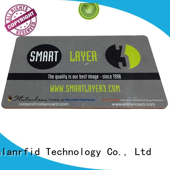 Hot proximity id card printed Sunlanrfid Brand