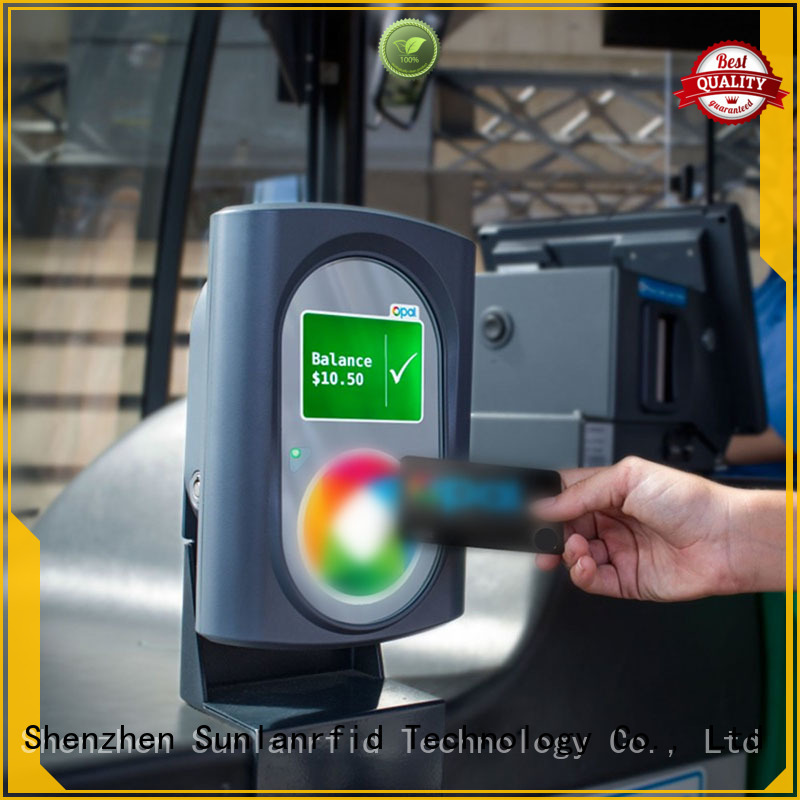 rfid bus card plus transportation bus card manufacture