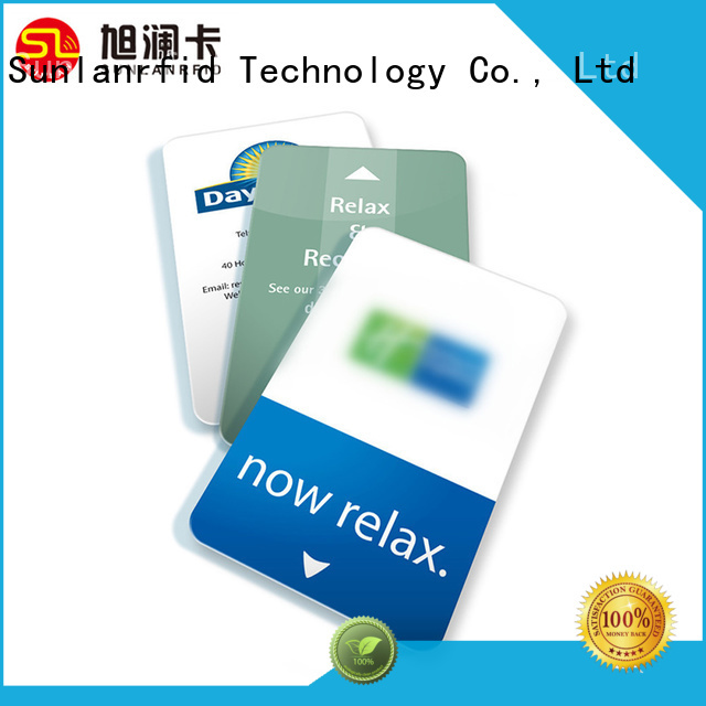 ntag213 mifare hotel room key card Sunlanrfid Brand