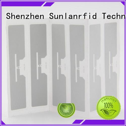blank sticker label label rfid Sunlanrfid