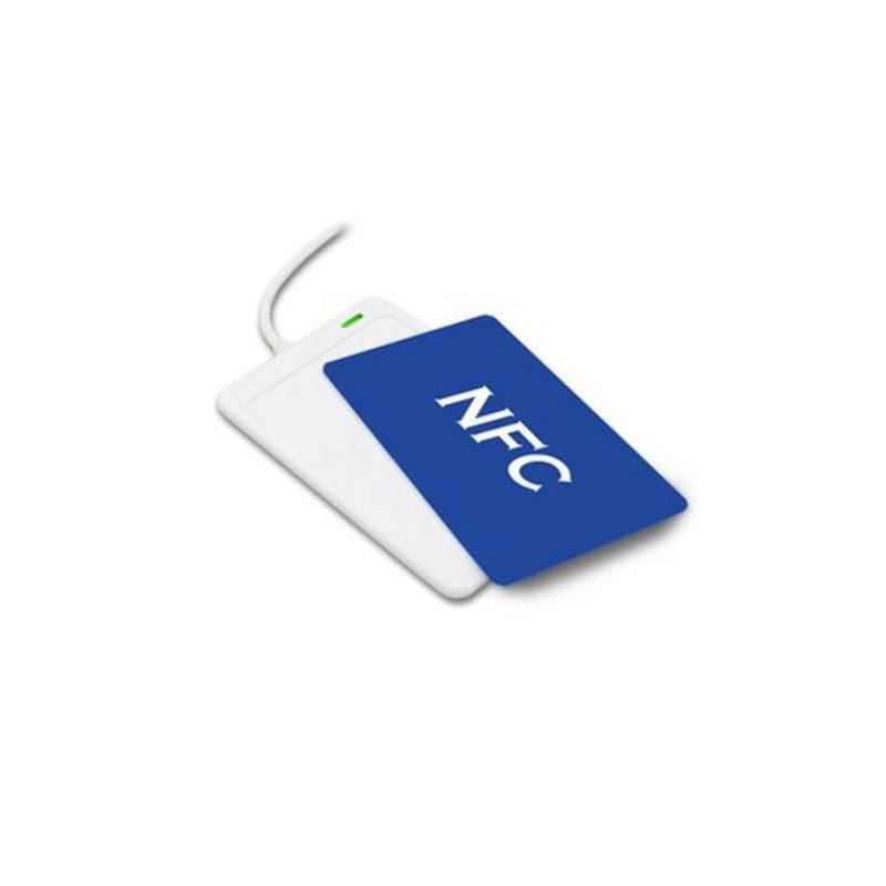 Application of NFC smart card in life