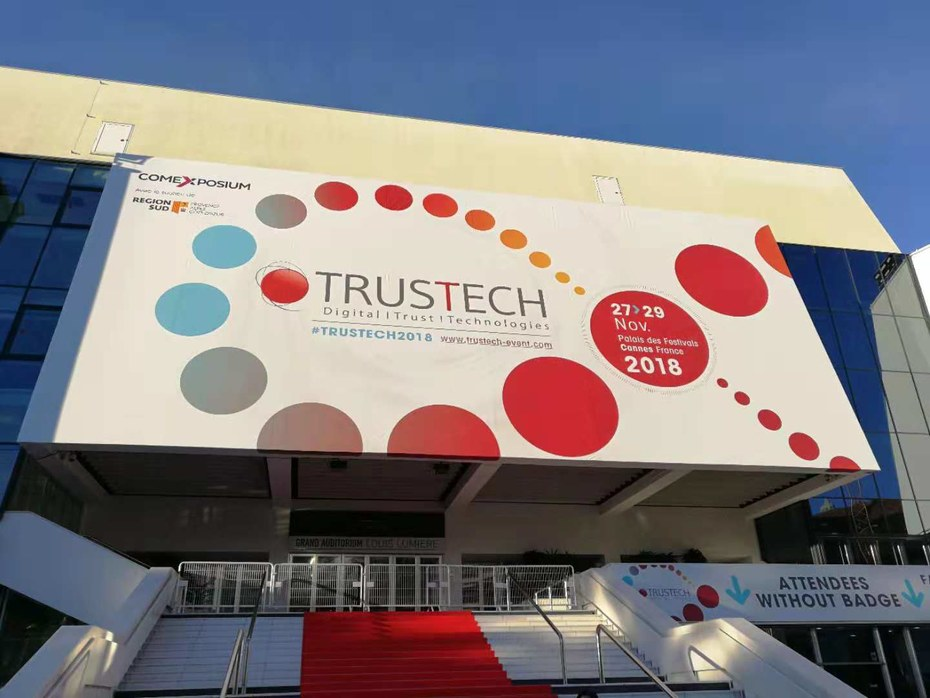 Invitation: TRUSTECH 2018 in Cannes, France --- SUNLAN