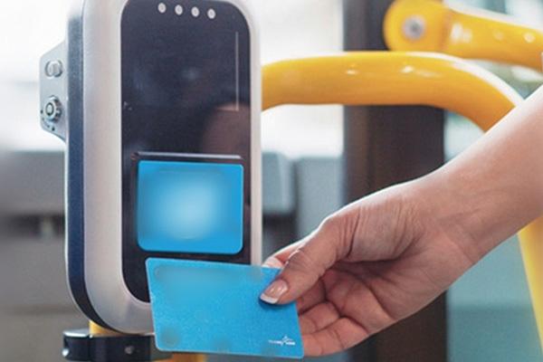 transit smart bus transportation rfid bus card Sunlanrfid Brand