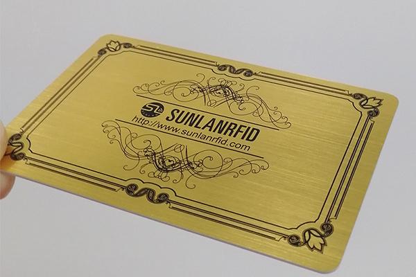 Wholesale pvc car parking card Sunlanrfid Brand