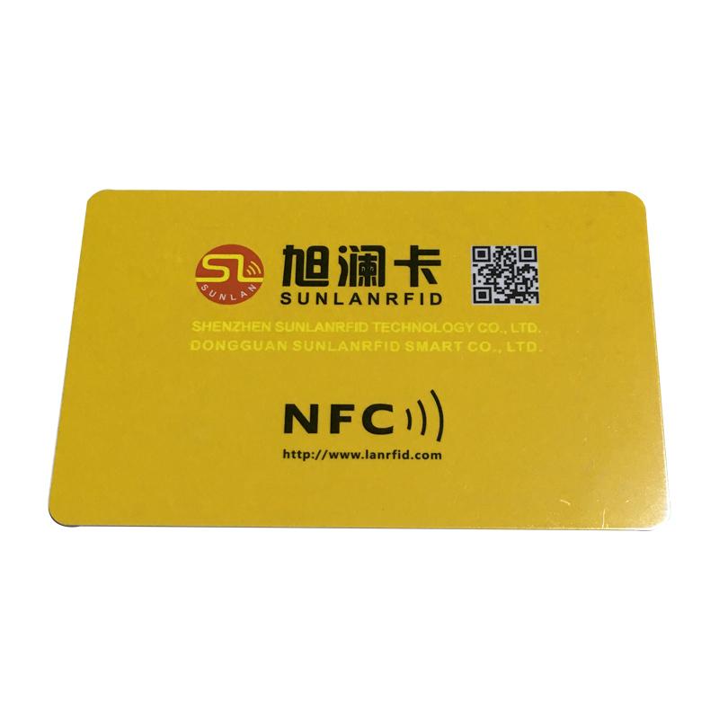 smart card nfc card smart nfc Sunlanrfid Brand